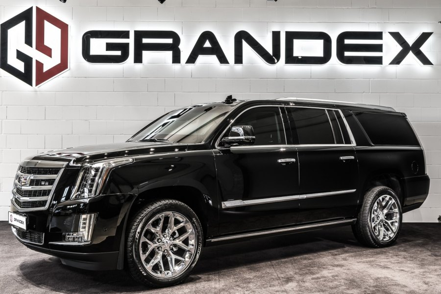 Escalade ESV LONG PLATINUM*ARMORED B6*FOR EXPORT