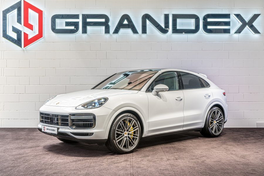 Cayenne Coupe TURBO*Ceramic*Matrix*Burmester 3D