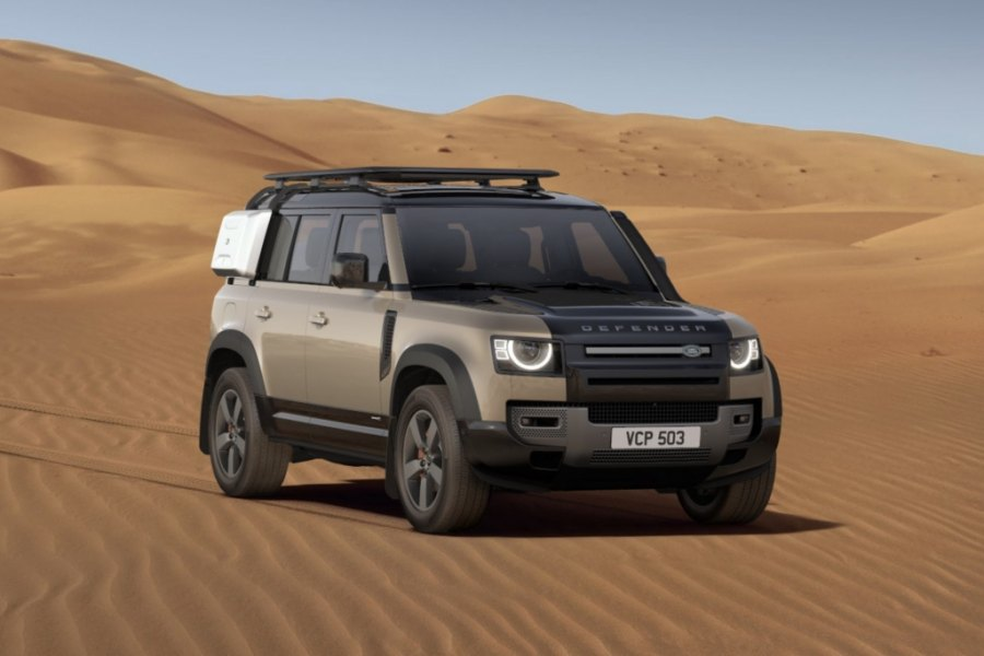 Defender 110 X*P400*EXPLORER Pack*Panorama*R20