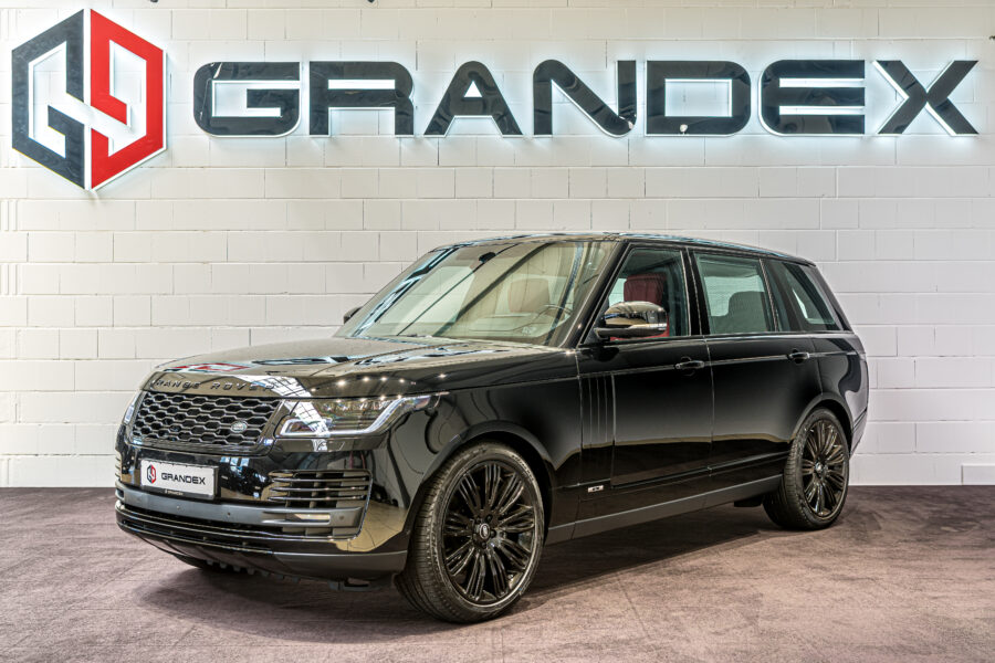 Land Rover Range Rover 5.0 SC LWB*Autob*Black Pack* Stock