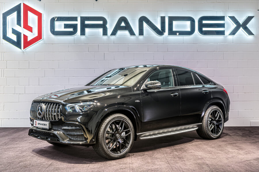 Mercedes-Benz GLE 53 AMG 4M*COUPE*Burmester*Night Pack*Head-Up