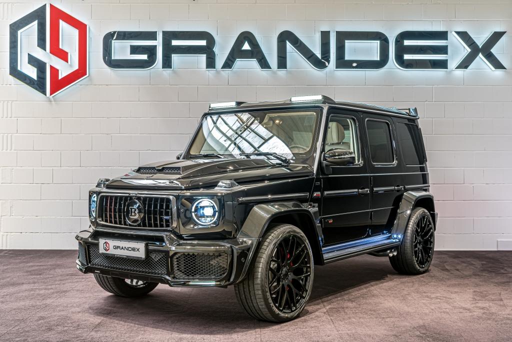 Mercedes-Benz G 63 AMG BRABUS*700PS*WIDESTAR*Exhaust*R23