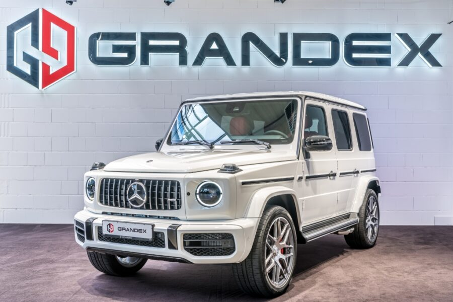 Mercedes-Benz G 63 AMG Night Pack*4-Seats MBS*Rear Massage*