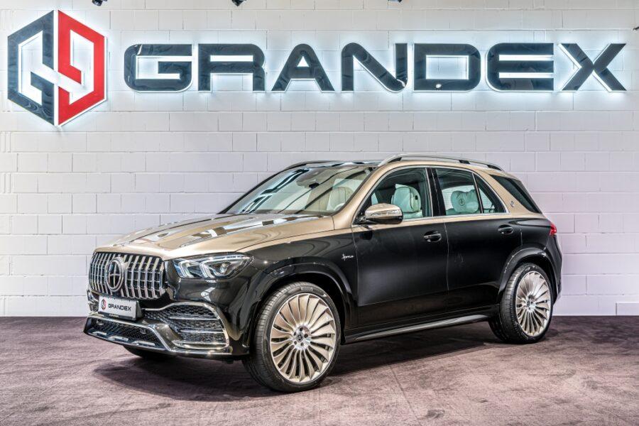 Mercedes-Benz GLE 450 4M*HOFELE Design*2 Tone*4 Seats*R23