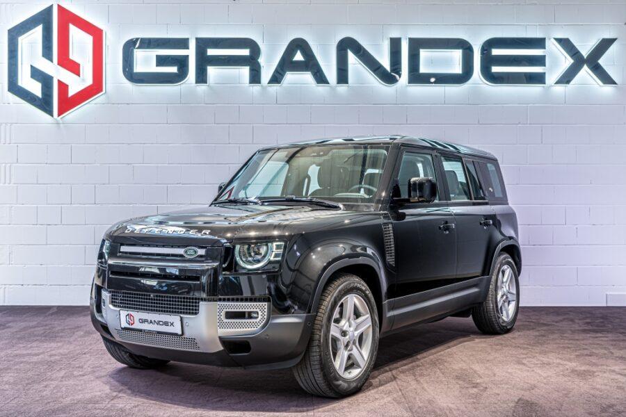 Land Rover Defender 110 P400 SE*360 Kamera*Meridian*Stock
