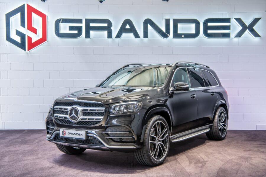 Mercedes-Benz GLS 400 d*AMG Line*Fond TV*Burmester*Head Up*COC