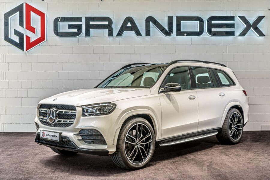 Mercedes-Benz GLS 580 *MY2020*AMG*R23*Rear TV*Rear Tablet