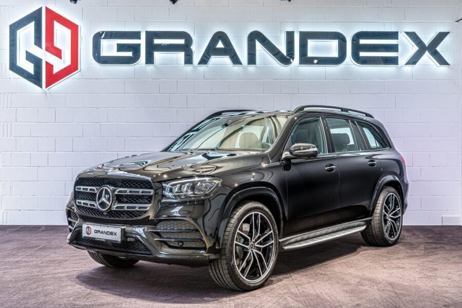 Mercedes-Benz GLS 580 AMG Line*Night*R23*Rear TV*Rear