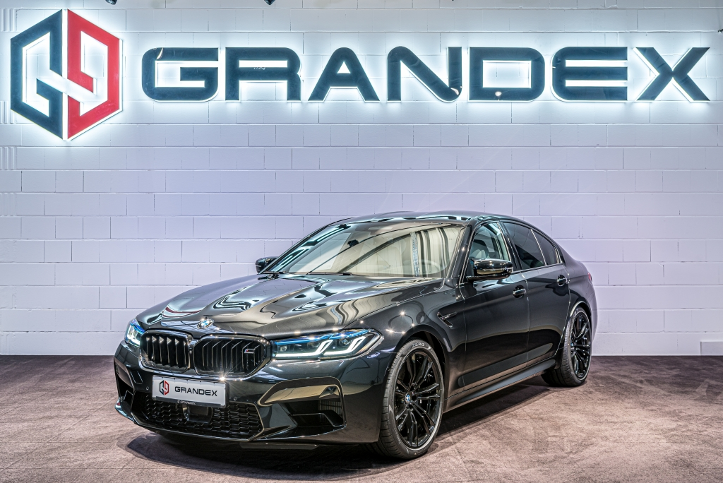 BMW M5 Competition*Laserlicht*Driver's Pack*Facelift