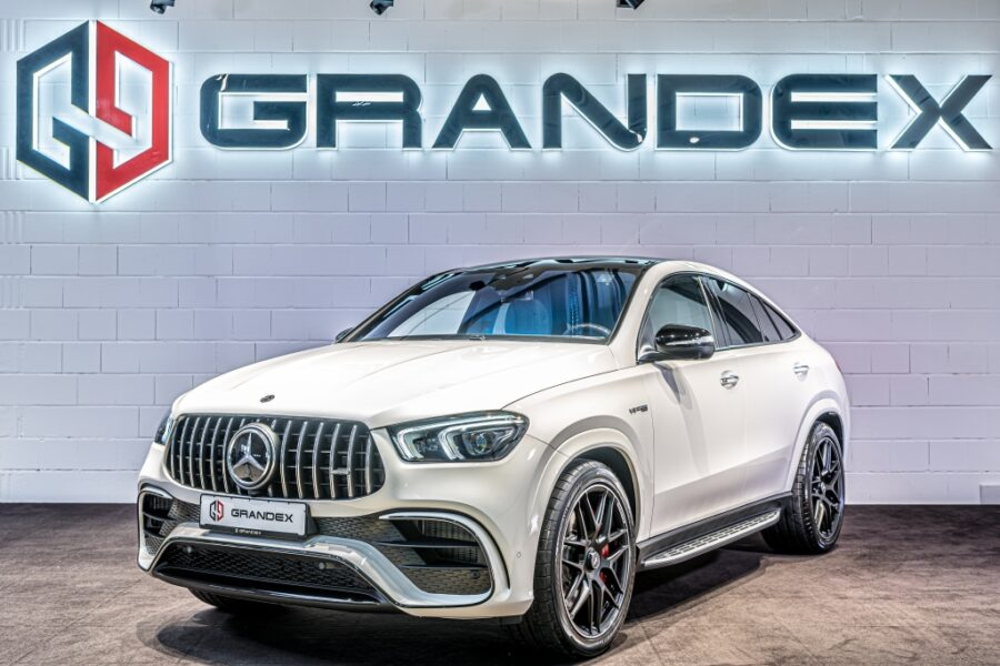 Mercedes-Benz GLE 63 S AMG 4M*Coupe*Night-Paket*Carbon*STOCK