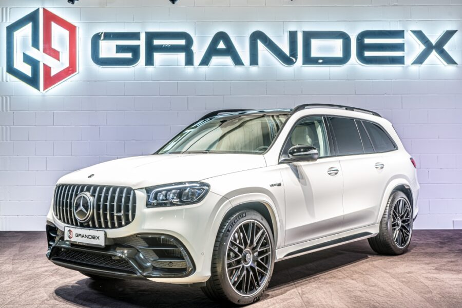 Mercedes-Benz GLS 63 AMG *Fond TV & Tablet*Night-Paket*R23
