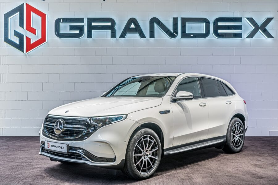 Mercedes-Benz EQC 400*AMG Line*Head Up*360-Kamera*Multibeam