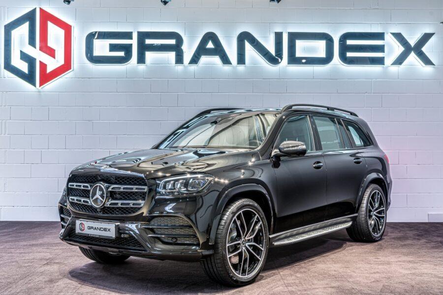 Mercedes-Benz GLS 580 AMG Line*Rear TV*Rear Tablet*Brown Inter