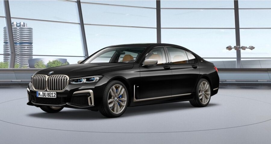 BMW M 760 Li xDrive*4 Seats*for Export from EU!!!