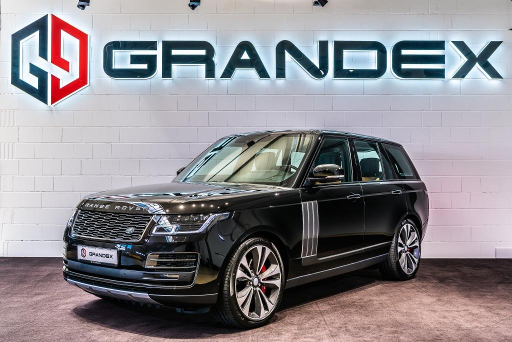 Land Rover Range Rover 5.0 SV-Autob.Dynamic*Rear TV*MY2021
