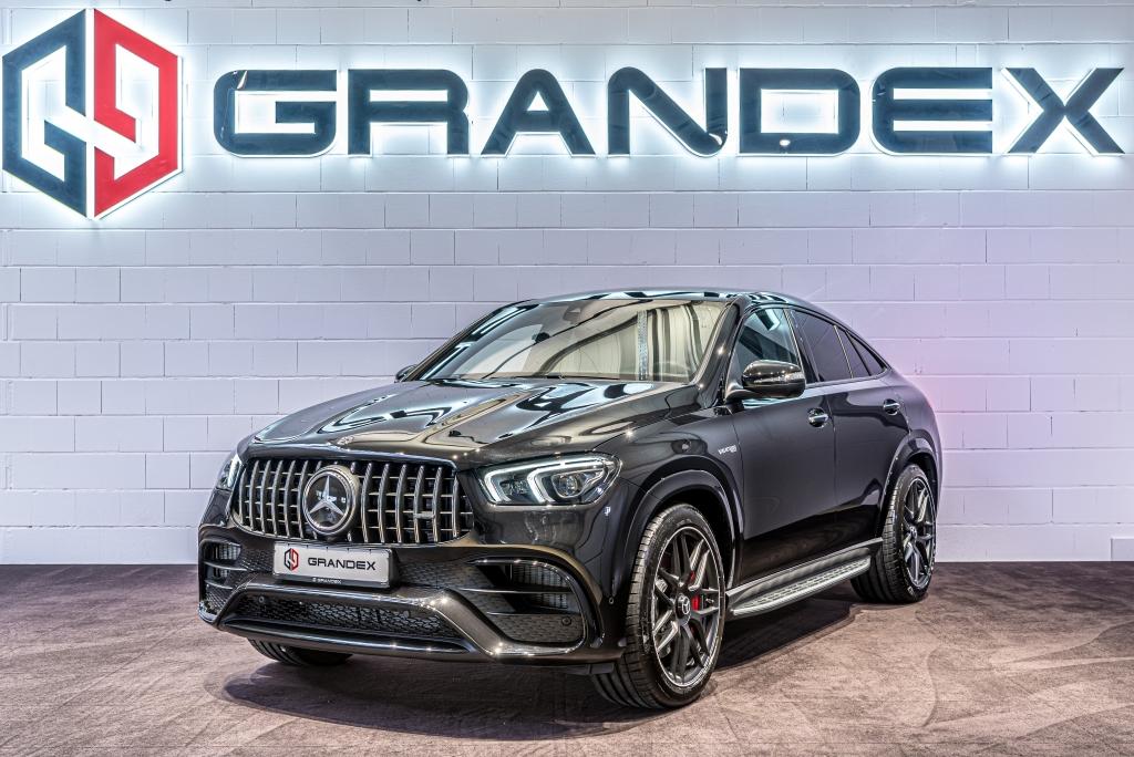 Mercedes-Benz GLE 63 S AMG 4M*Coupe*AMG Night-Paket*STOCK