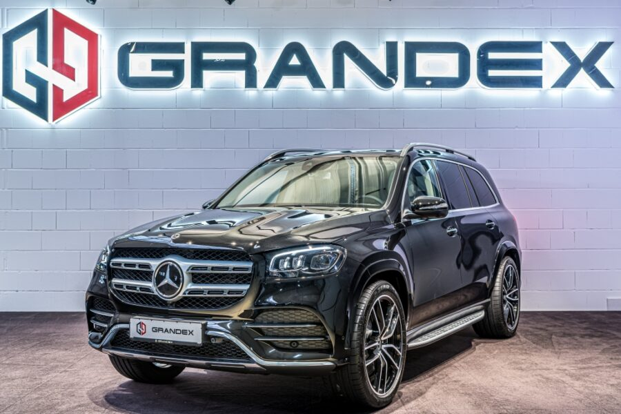 Mercedes-Benz GLS 580 AMG Line*MBUX Fond-TV&Tablet*Burmester