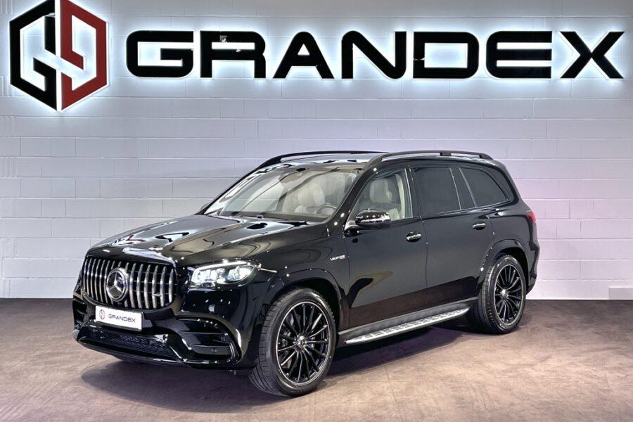 Mercedes-Benz GLS 63 AMG *Night-Paket*Fond TV & Tablet*Carbon