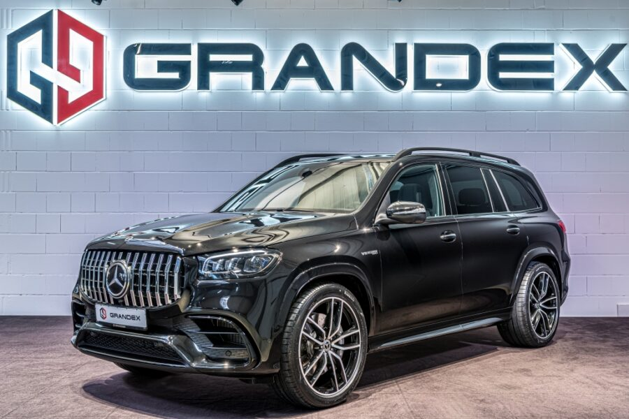 Mercedes-Benz GLS 63 AMG *Night-Paket*Burmester 3D*Fond Table