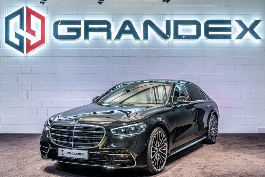 Mercedes-Benz S 500 4M*Long*4 Seats*Burmester 4D*Beige Inter.