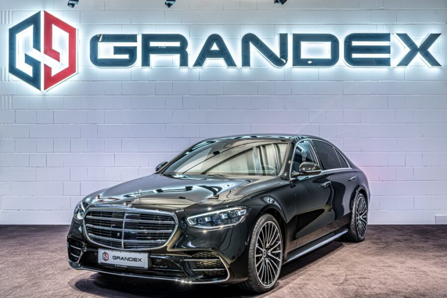 Mercedes-Benz S 500 AMG Line*4M*Long*Burmester*Digital Light