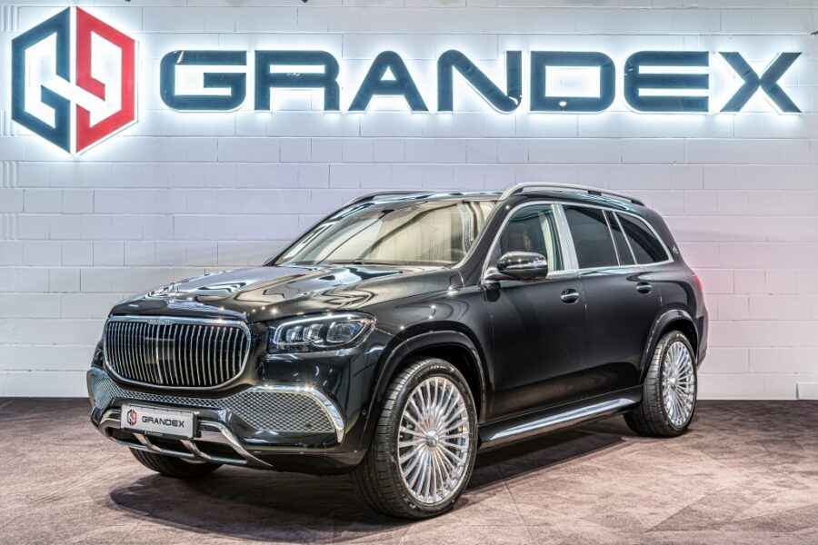 Mercedes-Benz GLS 600 Maybach*4 Seats*Burmester 3D