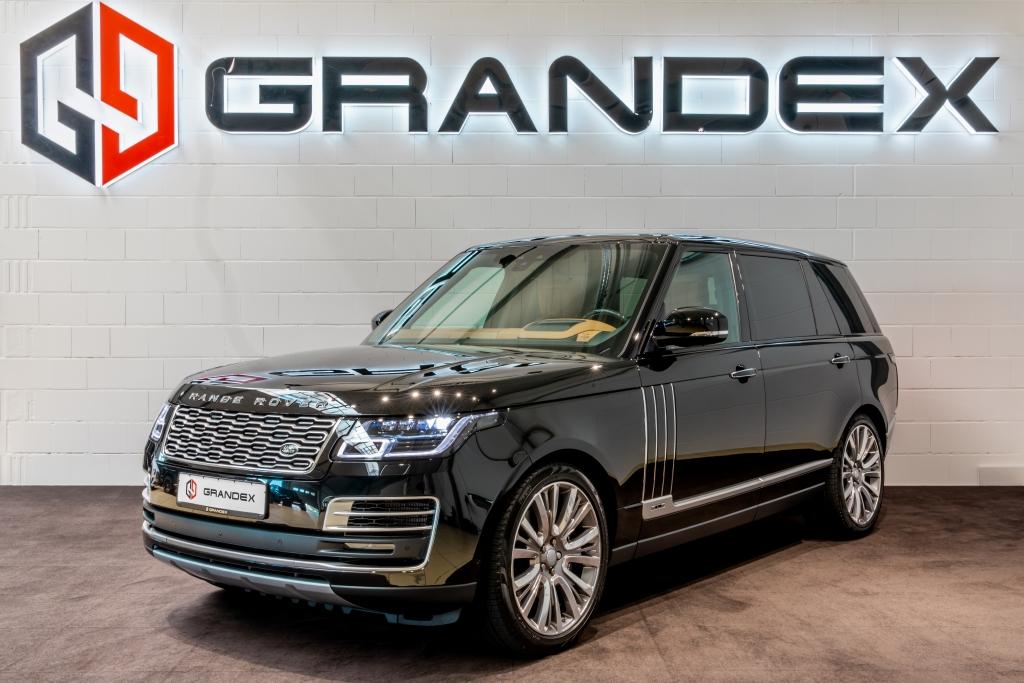 Land Rover Range Rover 5.0 LWB SV Autob*4-Seats*1700 W*Tan