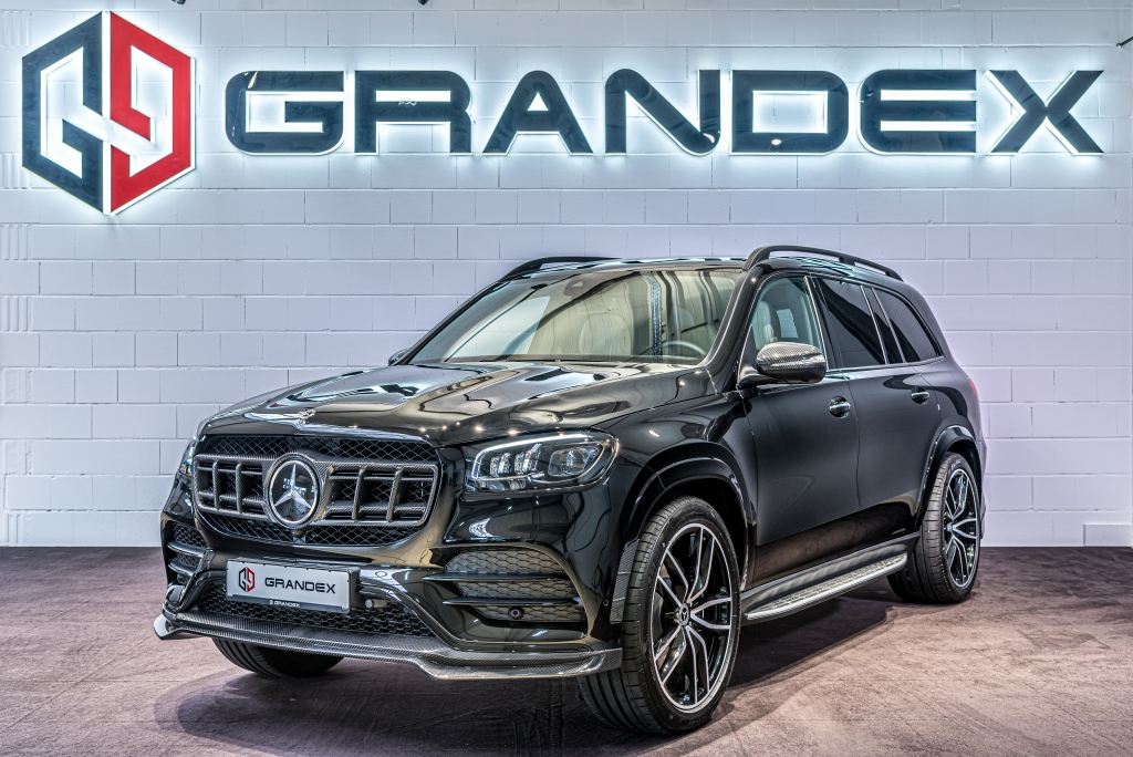Mercedes-Benz GLS 400 d*AMG*Night Pack*R23*LARTE Design*RearTV